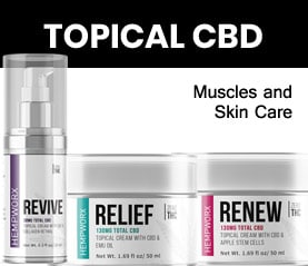 HempWorx Topical CBD
