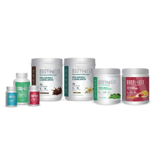 Body Melt Plant Based Weight Loss